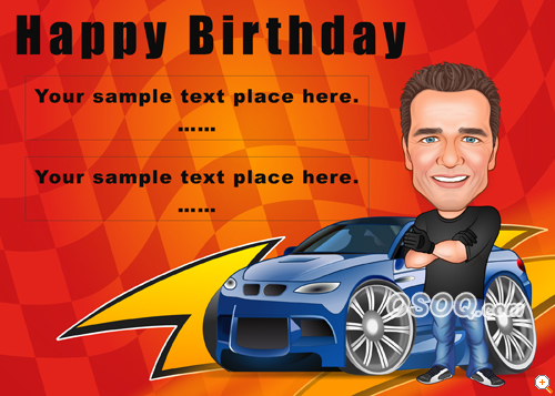 Birthday card design for boy price 49 00